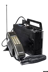 UKs First Mobile Phone Was Sold 30 Years Ago By This Jammy Vodafone