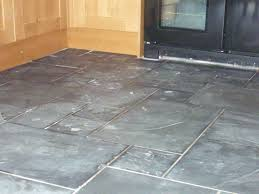 the greatness of the slate tile flooring itsbodega home