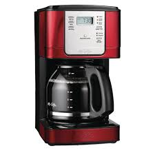 Mr Coffee 12 Cup Programmable Maker JWX36 RB