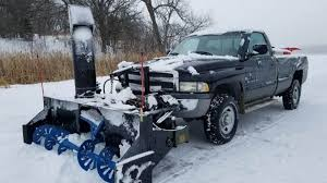 100 Snow Blowers For Trucks This Hot Rod Blower Is Powered By A HarleyDavidson VTwin