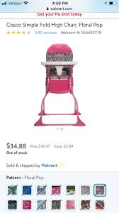Affordable High Chairs - October 2017 Babies | Forums | What ... Ozark Trail High Back Chair Tent Parts List Rocking Hazel Baby Doll Walmart Luxury Amloid My Graco Tablefit Rittenhouse For 4996 At 6in1 Recalled From Walmart 3in1 Convertible 7769 On Walmartcom Styles Trend Portable Chairs Design Swiftfold Briar Foldable Disney Simple Fold Plus 45 Evenflo Easy Facingwalls Raised Kids Deals Chicco Polly Progress 5in1 99 High Chair Coupons Beneful Dog Food Canada