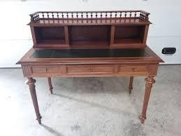 bureau à gradin bureau à gradin with 3 drawers henry ii or belgium