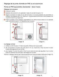 les réglages à faire pour les fenêtres pvc