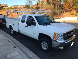 CHEVROLET Utility Truck -- Service Truck Trucks For Sale
