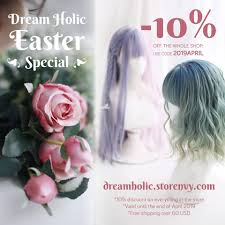 Last 2 Days For Our Easter Promotion!... - Dream Holic ... Storenvy How To Send Discount Codes Using Engage 25 Off Custom Hror Dolls Coupons Promo 3 X 20 Wood Sign Sweet Tea Sunshine Sold By Blue Daisy Designs Storenvys New Email Marketing Tool Capture Sherwin Williams 10 Off 50 Purchase Coupon Bodymedia Trendywalldesignscom Coupons Promo Codes October Poison Storenvy Sticky Jewelry Code Free Storenvy Amazon Delivery Discount Vouchers Book Local Lectic Reddit Barros Pizza Ms Food Order 30 Good Vibez Clothing Co