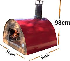 Blackstone Patio Oven Assembly by Amazon Com Mobile Portable Wood Fired Pizza Oven