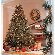 Prelit Christmas Trees The Environmentally Friendly Choice Is One With LED Lighting