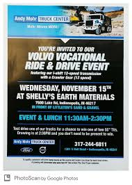 Rick Thompson - District Sales Manager - Volvo Trucks | LinkedIn 2018 Ford F350 Sd For Sale In Indianapolis Indiana Www Test Service Page Andy Mohr Honda Wins 65m In Dispute With Volvo Trucks Ford Dealership Plainfield In Stores Automotive Commercial Brochure F150 Lariat Certified Preowned Near Me Lvo Vnr64t300 Hyundai Dealer Ettsville