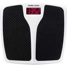 Bathroom Scales At Walmart Canada by Health O Meter Led Split Mat Bath Scale Walmart Com