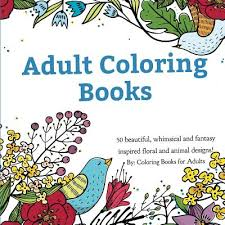 25 OFF Adult Coloring Books