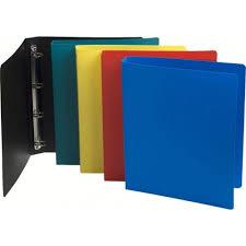classeur de bureau classeur bureau 4 anneaux 13r 32 26 2cm polypropylene couleur au