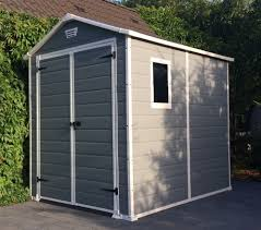 Keter Manor Shed Grey by 100 Keter Manor Shed 6x8 Keter Factor 6 X 3 Ft Storage Shed