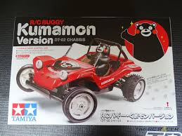 Tamiya Midnight Pumpkin Black Edition by Tamiya 58615 Dt02 Kumamon Buggy Build And Review The Rc Racer