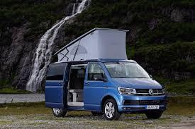 4x4 Camper Van Rental In Iceland
