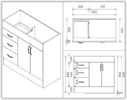 Standard Kitchen Overhead Cabinet Depth by Kitchen Cabinet Depth