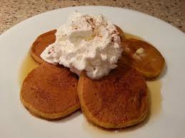 Krusteaz Pumpkin Pancakes by Quick And Easy Pumpkin Pie Spice Pancakes