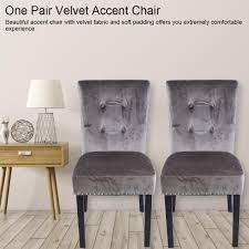 details zu 1 paar esszimmerstuhl sessel samtstuh hochlehner design küchenstuhl wohnzimmer