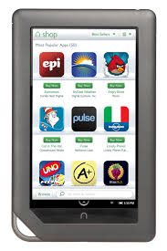Nook Color app store reach 1 million s