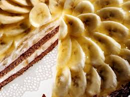 bananen schokoflocken torte