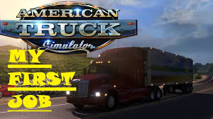 American Truck Simulator - My First Job Ep 01 | Games To Play ... City Truck Duty Driver 3d Apk Download Free Simulation Game For Cargo Transportation Dynamic Games On Twitter Lindas Screenshots Dos Fans De Heavy Kamaz 55102 And The Trailer Gkb 8551 V10 Trucks Farming Simulator Car Transport Trailer Truck 1mobilecom Scs Softwares Blog May 2017 Truck Games Trailer Games 712 Is The First Trucking Simulator For Ps4 Xbox One Trailers Pack By Ltmanen Fs 17 App Mobile Appgamescom American Archives Lameazoidcom