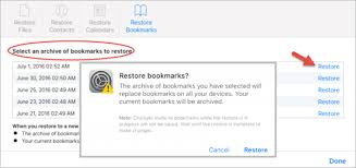 How to Find & Recover Deleted Safari History on iPhone or iPad