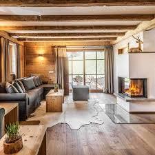 modern chalet scandinavian country style alpine style