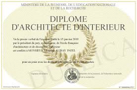 architecte d interieur diplome d architecte d interieur
