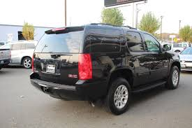 100 Yukon Truck Used 2011 GMC SLE In Puyallup WA Puyallup Car And
