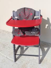 chaise haute volutive badabulle zoom sur la chaise en bois évolutive badabulle lesenfantsdu79
