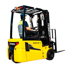Battery-powered Forklift Truck / Ride-on / Industrial ...