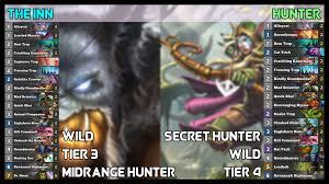 Hearthstone Mage Decks Hearthpwn by Wild Legend Decks For Each Class Wild Format Hearthstone Game