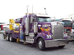 2 Kenworth Tow Truck HD Wallpapers Desktop Background