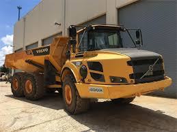 Volvo A30F - Articulated Trucks - Construction Equipment - Volvo CE ... 2017 Caterpillar 725c2 Articulated Truck For Sale 1905 Hours 525 Announces Three New Articulated Trucks Mingcom Trucks May Heavy Equipment Cat Unveils Resigned 730 Ej And 735 Dump Used Lvo A 40 A40v1538 For 27 000 Volvo A30d Cstruction Ce Fning A25g C2 Series Feature More Power John Deere Eseries Dump A Load Of New