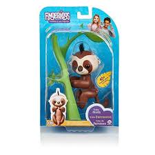 WowWee Fingerling Kingsley The Sloth