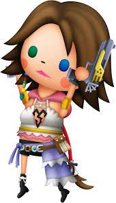 Final Fantasy Theatrhythm Curtain Call by Yuna Is In Opera Omnia Dissidia Final Fantasy Message Board For