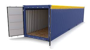 100 40ft Shipping Containers Container Open Top 2 Blender Market