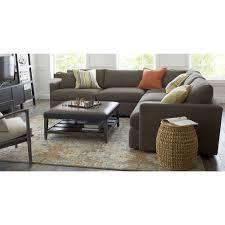 Crate And Barrel Axis Sofa Slipcover by Alvarez Garden Wool Blend 8 U0027x10 U0027 Rug Wool Blend Blended Rugs
