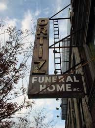 Ortiz Funeral Home Williamsburg New York NYC USA