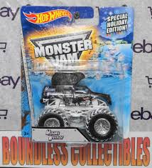 100 Mohawk Warrior Monster Truck Details About HOT WHEELS MONSTER JAM SPECIAL HOLIDAY EDITION MOHAWK
