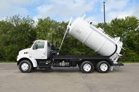 100 Used Vacuum Trucks 2002 Sterling Truck DOT CODE In Brookshire TX