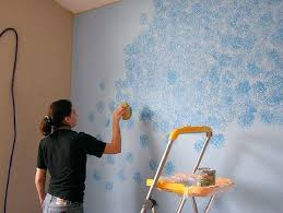 Painting Techniques Walls Simple Decoration Wall Impressive The For Cutting In