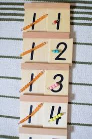 Learning How To Use The Montessori Teen Boards MathMontessori MaterialsPreschool