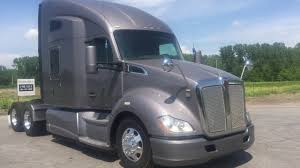 2014 Kenworth T680, APU! FREE Warranty! CHEAP! $47,950 - YouTube