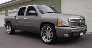 daveo0311 2007 Chevrolet Silverado 1500 Crew CabLT Pickup 4D 5 3 4