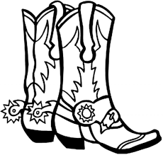 Medium Size Of Coloring Pageboots Page Boots Women Clipart Cowboy 18