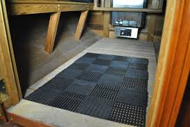 interlocking drainage tiles