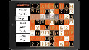 Haunted Halloween Crossword by Word Owl U0027s Word Search Halloween Edition App Gameplay Trailer