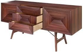 casa padrino luxus rosenholz sideboard mit 2 türen und 3 schubladen braun 200 x 50 x h 90 cm luxus qualität