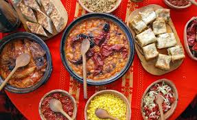what cuisine to eat in bulgaria