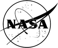 NASA Insignia Black Line